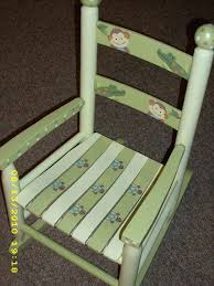 white childs rocking chair child wooden rocking chair canada