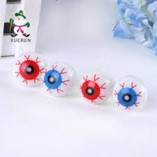 discount halloween flashing eye rings 2017 halloween flashing