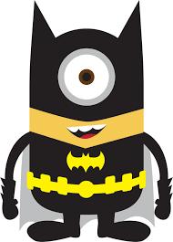 batman clipart minion pencil color batman clipart minion