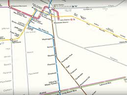 Valley Metro Light Rail Map by Metro Los Angeles Curbed La