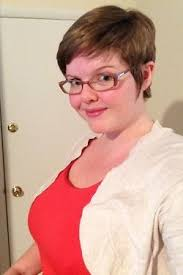 is pixie haircut good for overweight pixie haircuts for overweight women with glasses girl short hair