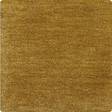 Crate And Barrel Rug Baxter Gold Yellow Wool 12