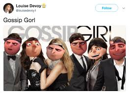 Gossip Meme - gossip gorl gorl know your meme