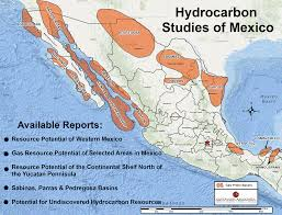 Chiapas Mexico Map Mexico Reveals Greater Oil And Gas Resources Will Chevron Be A