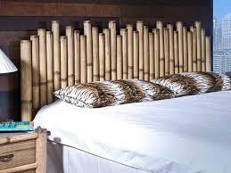 bambus design dekor kopfteil mit bambus design bambus deko aequivalere