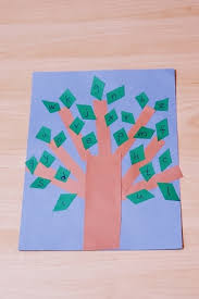 branch out create an alphabet tree activity education com