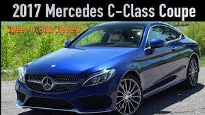 mercedes n 2017 mercedes c class coupe test drive n sour