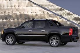 cadillac ext truck used 2008 cadillac escalade ext for sale pricing features