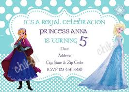 disney frozen birthday party invitations vertabox com