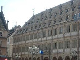 chambre des commerces strasbourg ancien hôtel de ville dit neue bau actuellement hôtel de la chambre