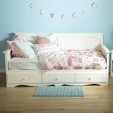 Daybed With Storage Drawers White Daybed With Drawers U2013 Dinesfv Com