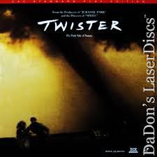 twister movie twister laserdisc rare laserdiscs ac 3 dolby digital
