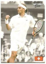 tennis trading cards ebay