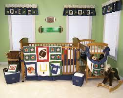 Sport Crib Bedding Trend Lab Crib Bedding Football Baby