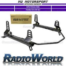 siege honda civic honda civic ek ej integra dc2 low seat rail uk right drivers
