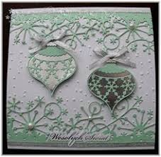 image result for memory box steel die ornaments cards