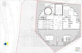 gallery of menomenopiu proposes a circular form for the house of