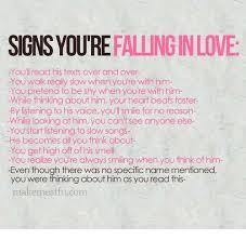 Memes For Him - signs you re falingin love you ll read his texts over and over you
