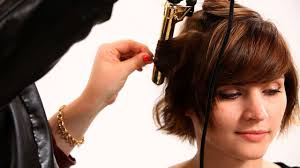 best hair to use for a bob how to straighten short hair with a blow dryer howcast the