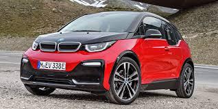 bmw 3i electric car 2018 bmw i3 vehicles on display chicago auto
