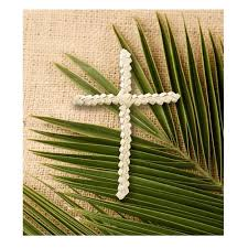 palm crosses for palm sunday braided palm cross places to visit palm cross