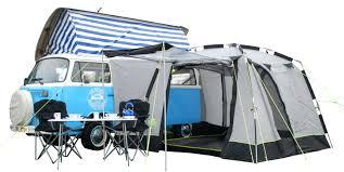 camper van motorhome awning driveaway ten camper van awnings to increase your