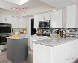 how to update kitchen cabinets without replacing them design alternatives to kitchen cabinet soffits