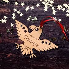 eagle wooden ornament graphic spaces