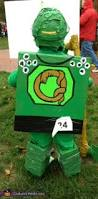 Lego Ninjago Halloween Costumes Lego Ninjago Green Ninja Homemade Halloween Costume Photo 2 3