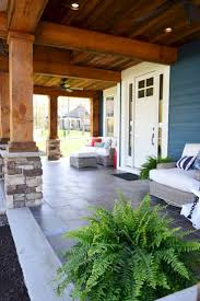 best 25 stone front porches ideas on pinterest stone porches