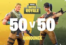 pubg 50 vs 50 server fortnite battle royale update new mode 50 50 trailer gameplay