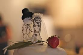 Unique Wedding Cake Toppers 17 Insanely Creative Wedding Cake Toppers