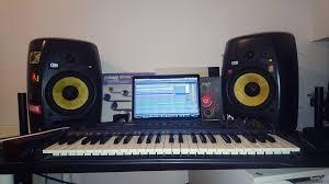 studio keyboard desk show off your studio weekly roundup 5