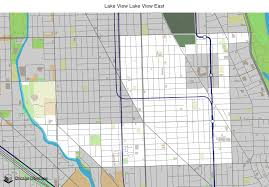 Map Of East Chicago by Map Of Building Projects Properties And Businesses In Lake View