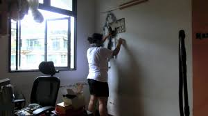 Paint Room Spray Painting My Room Wall Youtube