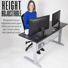 Sit And Stand Desk by Stand Steady Standing Desks Converters Sit Stand Desk U0026 Accessories