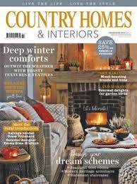 homes and interiors magazine country homes interiors november 2015 and country