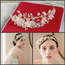 headpieces online europe and america new styles upscale handmade bridal hair tiara