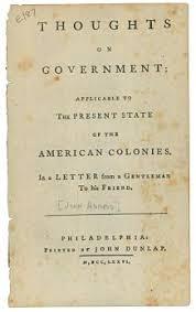 john adams u0026 the massachusetts constitution