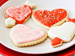 valentines day cookies easy vanilla cut out cookies for s day eats