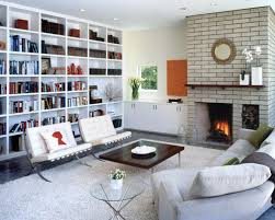 white leather barcelona chair houzz