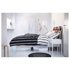 selje bedside table white 46x37 cm ikea