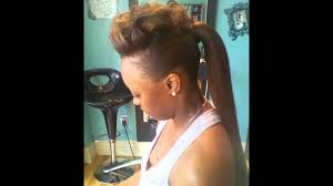 style by cre st louis hair salon youtube