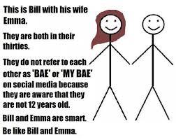 Be Like Bill If You - i hate bill laura medium