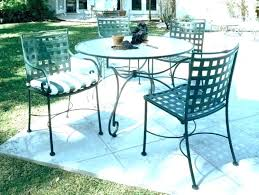 metal patio table and chairs black metal patio table epicsafuelservices com