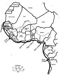 west africa map quiz muloosode blank map of africa countries
