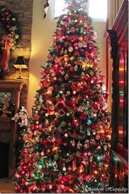 christmas trees with colored lights decorating ideas enter a photo of your christmas tree for a chance to win popcorn