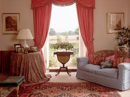 traditional country style living room home interior pinterest