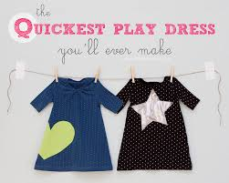 I Love Gigi Baby Clothing The Quickest Toddler Play Dress You U0027ll Ever Make Make It And