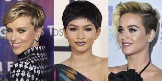 puxie hair of 50 ye old celrbrities 40 pixie cuts we love for 2018 short pixie hairstyles from